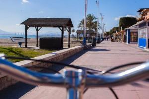 Fietsen langs de kust van Málaga – Aanrader!