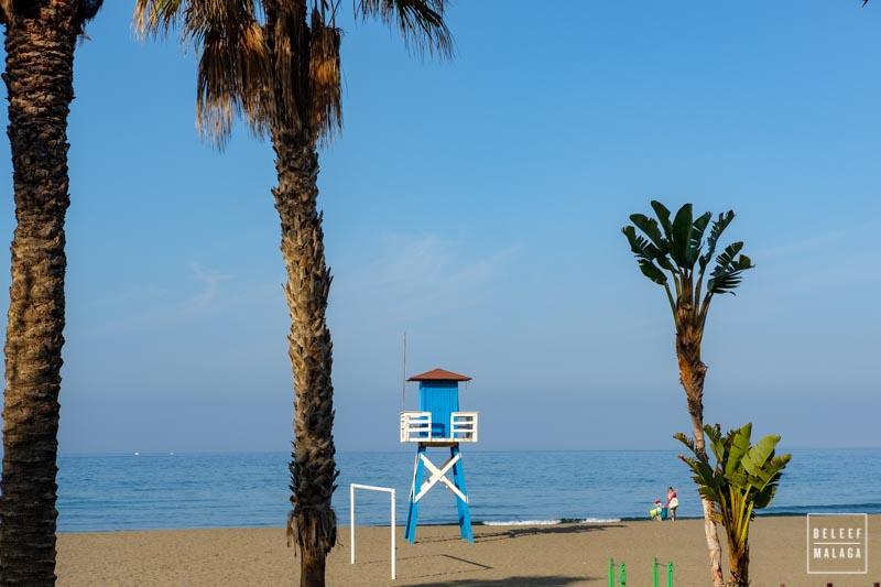 Fietstroute Malaga visserswijken