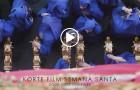 Korte film over Semana Santa Málaga