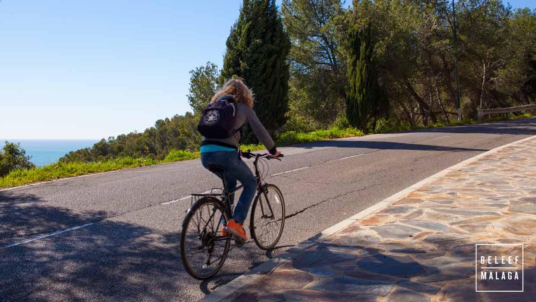 Wat te doen Malaga - fietsen