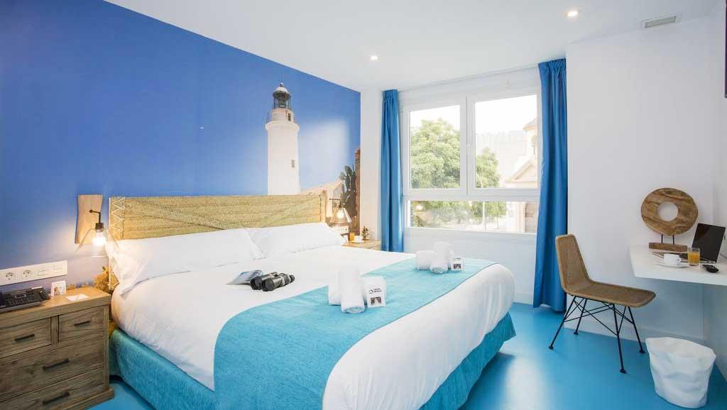 Goedkope hotels Malaga centrum