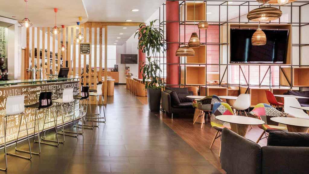 Goedkoop hotel Malaga Ibis