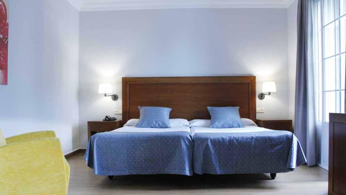 Goedkoop hotel Malaga