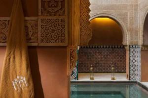 Hammam Málaga, genieten van Arabische baden