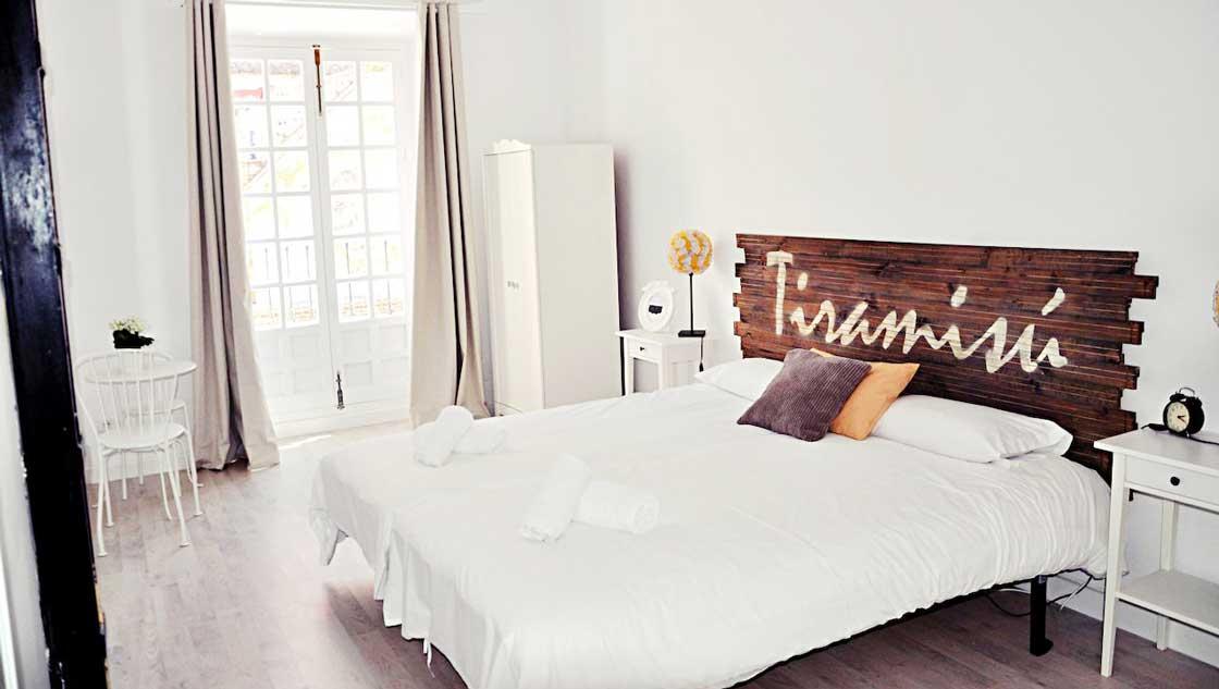 hostels in malaga - dulces dreams