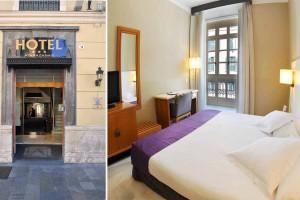 Boutique hotel Atarazanas – Málaga centrum