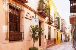 Hotel Málaga centrum – Casa de las Mercedes