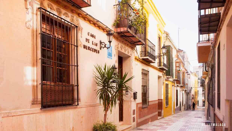 Hotel Malaga centrum - vakantie
