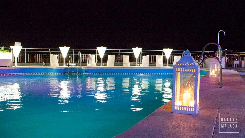 10 hotels in Malaga met zwembad