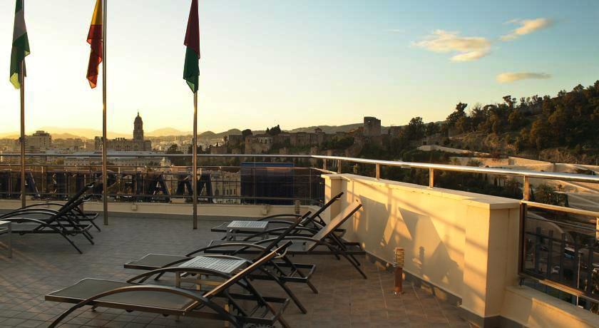 Hotel strand Malaga - strandhotel