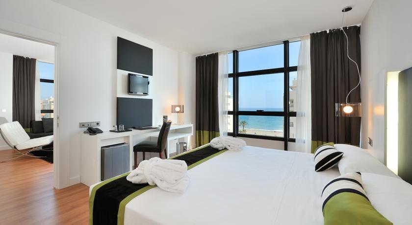 Hotel strand Malaga