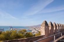 Kasteel Malaga - Gibralfaro
