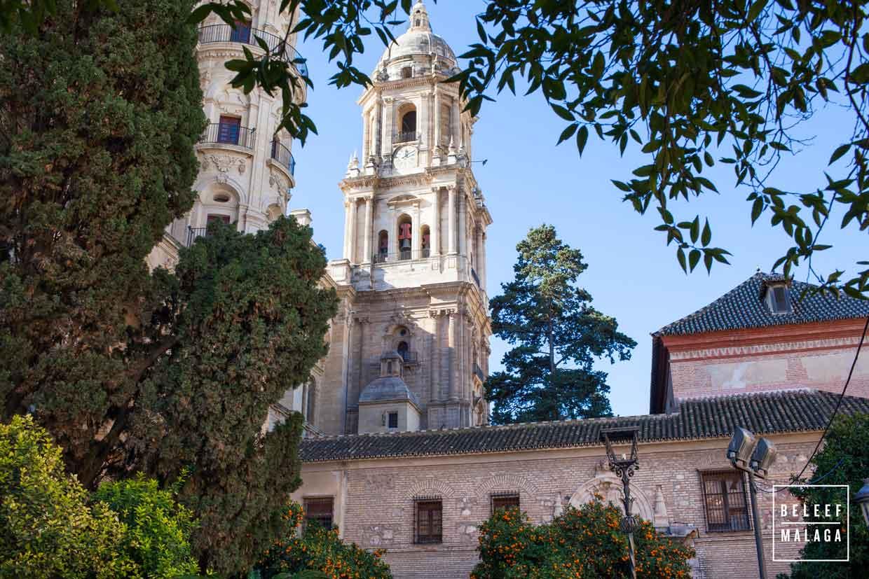 Kathedraal Malaga stedentrip