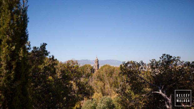Wat te doen Malaga - Gibralfaroberg