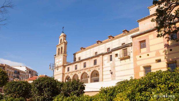 Kerk Malaga - basiliek Victoria