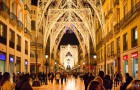 Kerstverlichting Malaga – kerst en feestdagen!