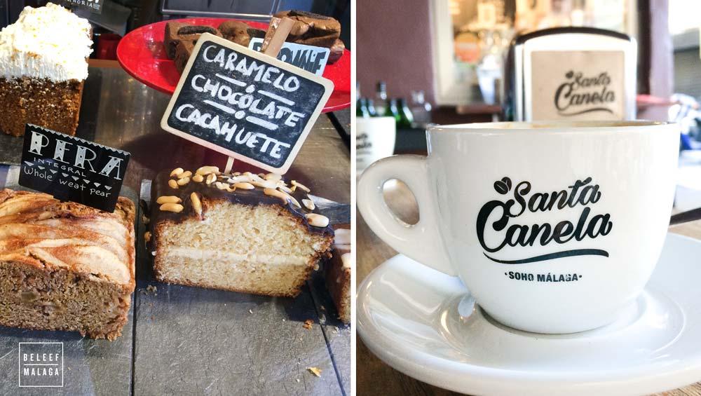 Koffiebar Malaga - reisgids Malaga