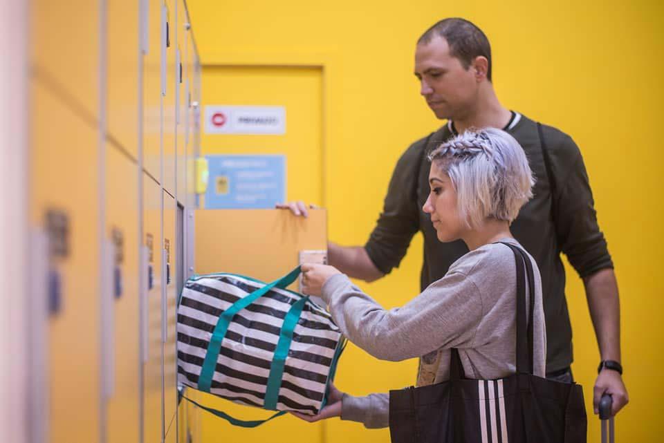 Lockers Malaga - Bagagekluizen