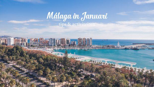 Malaga in januari activiteiten