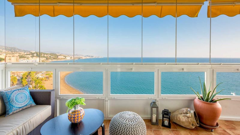 Malaga appartement aan zee - Malagagueta
