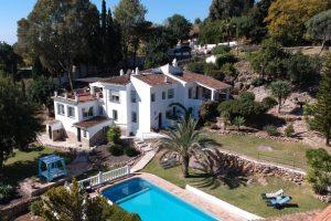 Bed & Breakfast Malaga omgeving