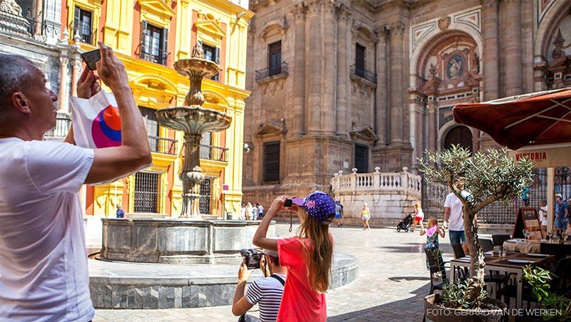 Beleef Málaga met al je zintuigen