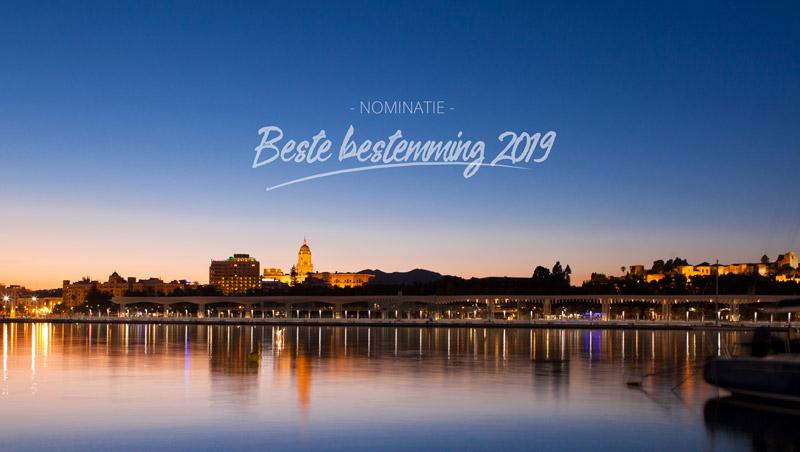 Málaga genomineerd voor beste bestemming 2019