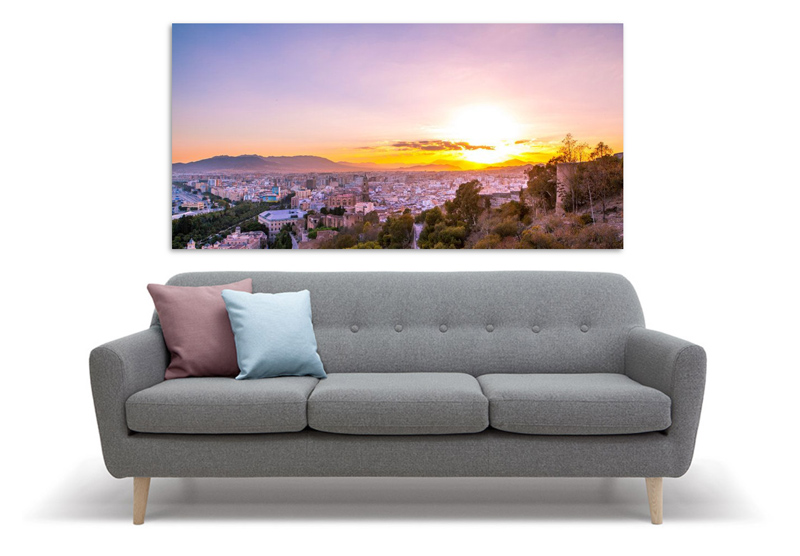 Malaga fotolijst - Malaga poster