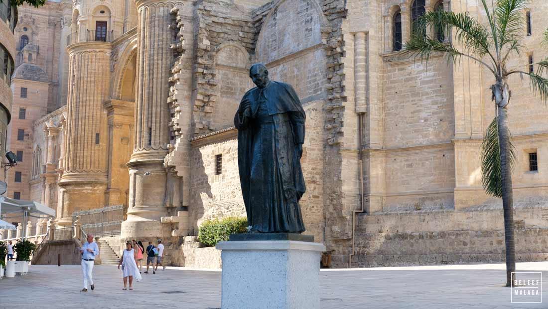 Malaga in een dag - bezienswaardigheden