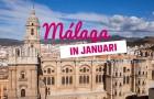 Málaga in januari – wat is er te doen?