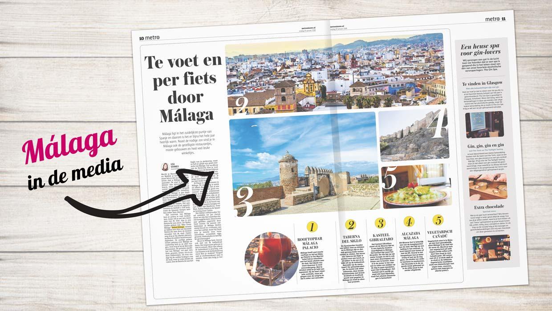 reisgids Malaga artikel