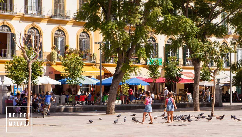 Malaga met kinderen - citytrip of vakantie