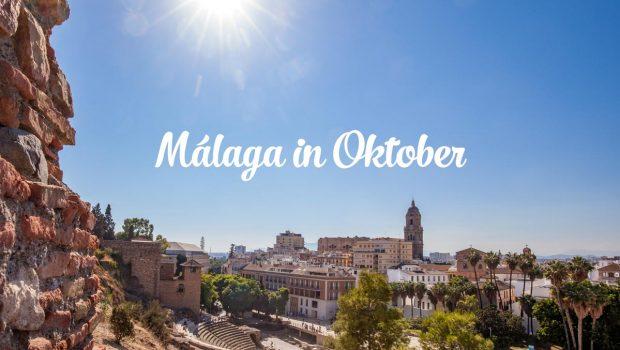 Malaga in oktober