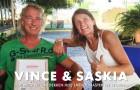 Saskia en Vince over de omgeving Málaga