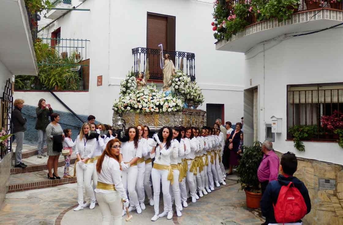 Malaga omgeving en provincie