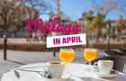 Málaga in april – wat is er te doen?