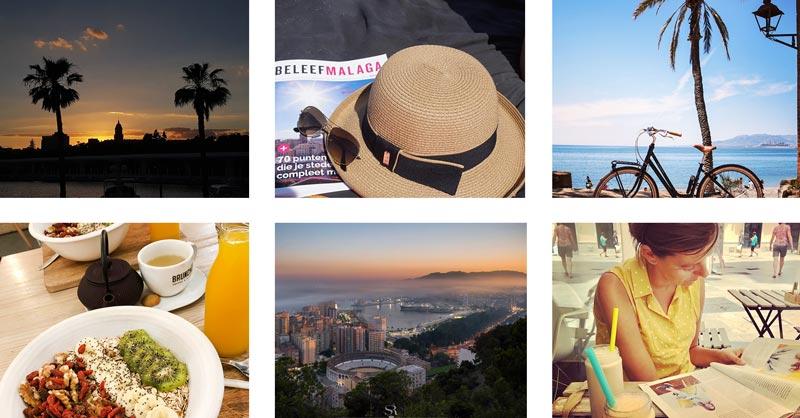 Málaga inspiratie #21 – Zo kom je alvast in de vakantiestemming!