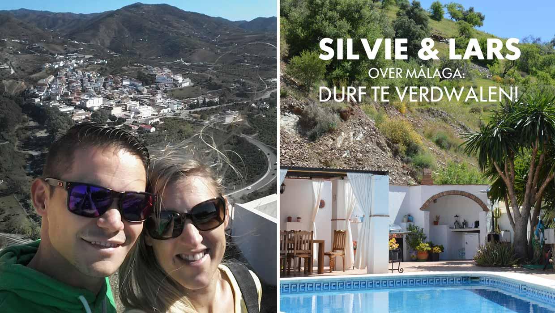 Silvie en Lars over de omgeving van Málaga