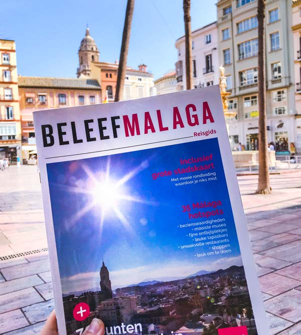Malaga reisgids bezienswaardigheden