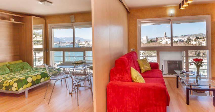 Goedkoop vakantiehuis Malaga haven