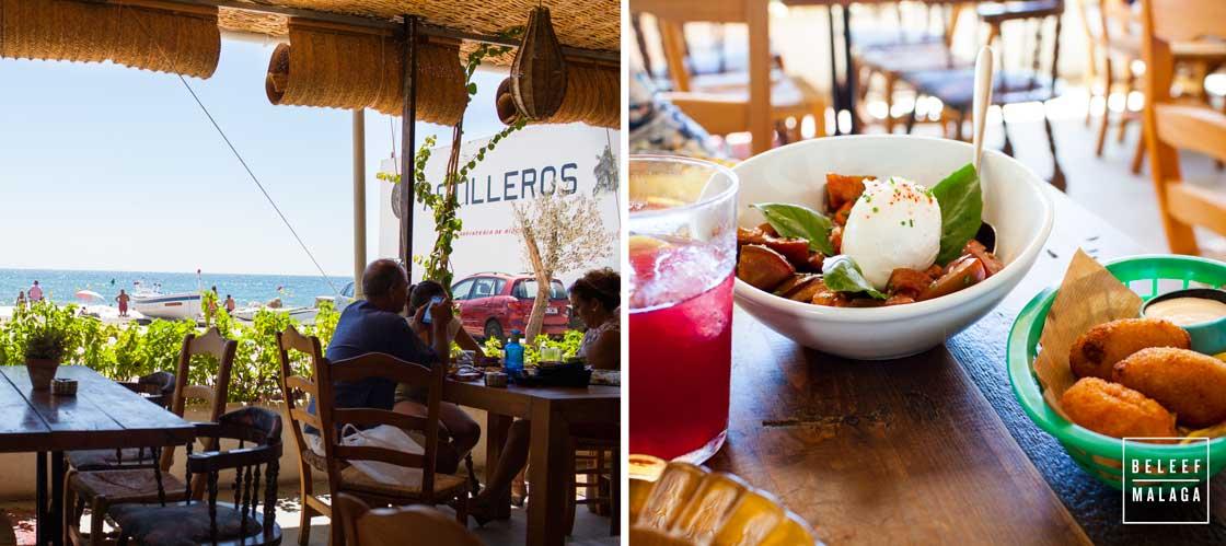 Malaga tips - eten en drinken