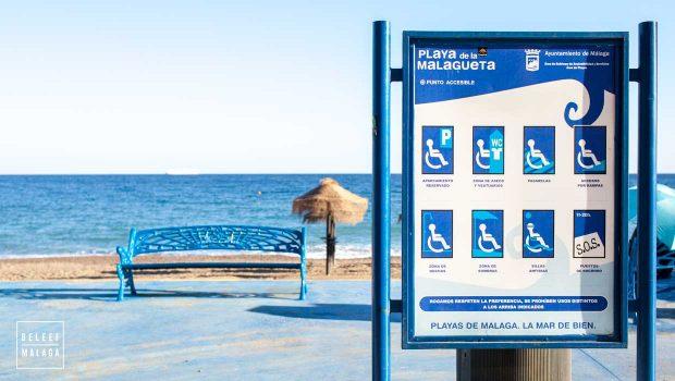 Malaga rolstoeltoegankelijk - reisgids Malaga