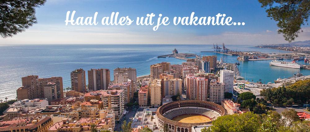 Malaga Spanje vakantie en stedentrip tips
