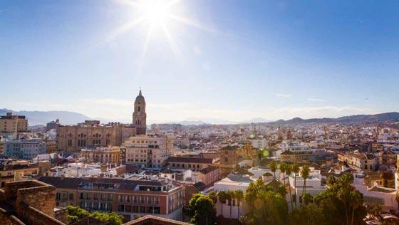 Malaga bezienswaardigheden reisgids