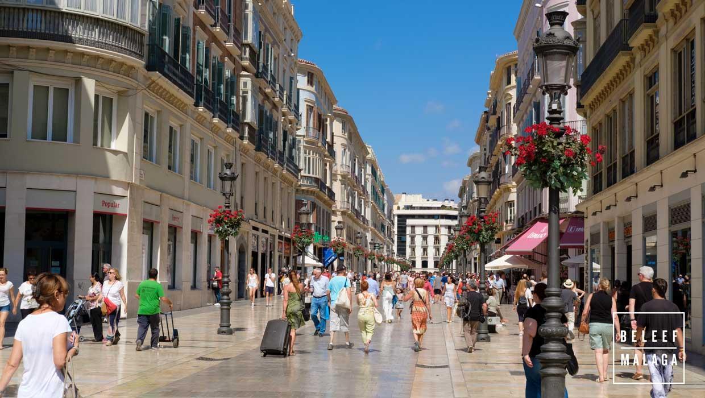 Winkelen Malaga - uitverkoop