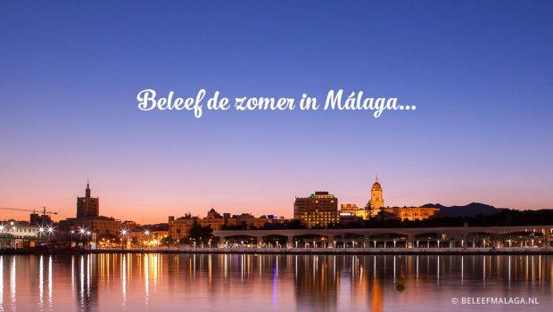 Malaga zomer