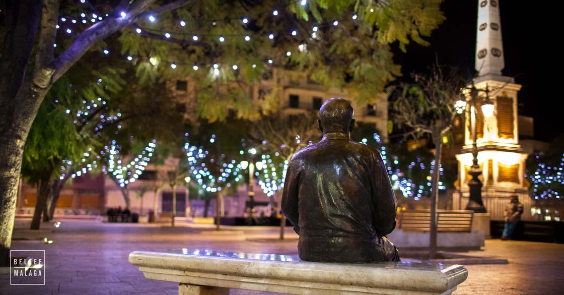 Malaga kerst - winter stedentrip