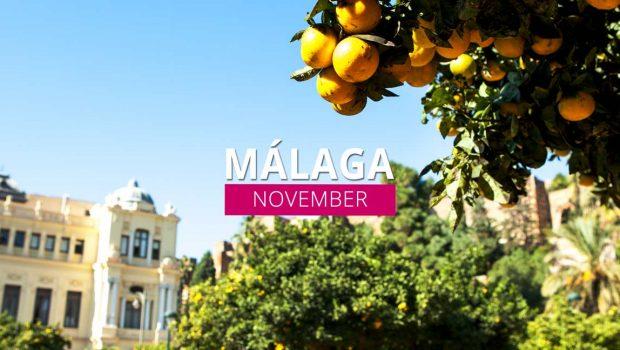 Malaga november