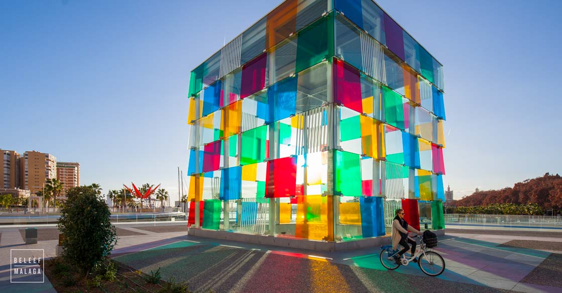 Pompidou museum Malaga