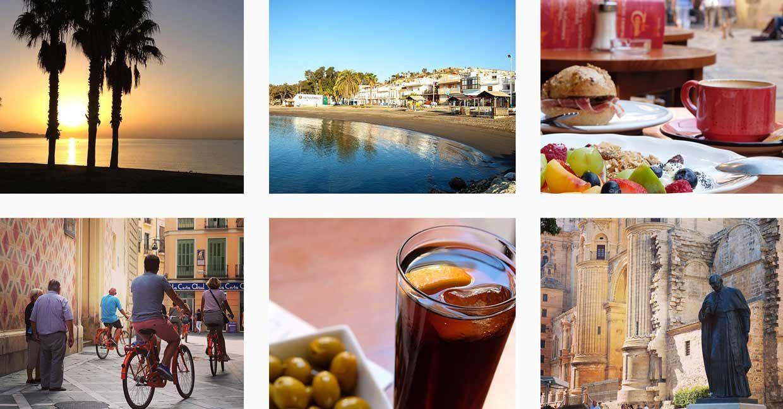 Malaga inspiratie - reisgids Malaga
